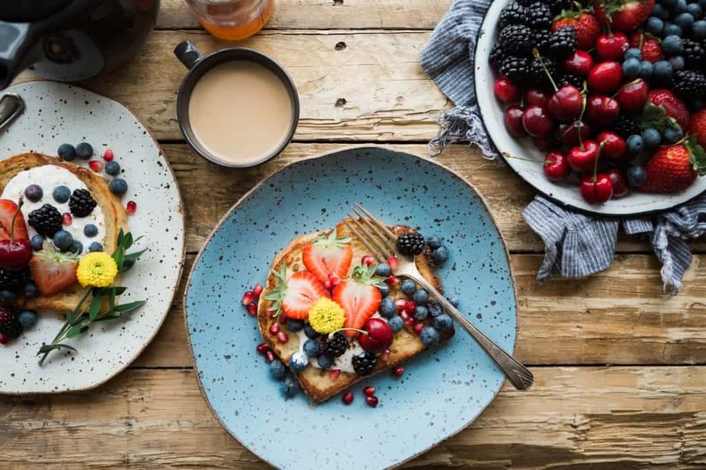 Protein Filled Breakfast Tips
